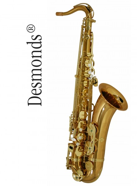 Desmonds & Sons Tenor Saxophon TS-402 GBL