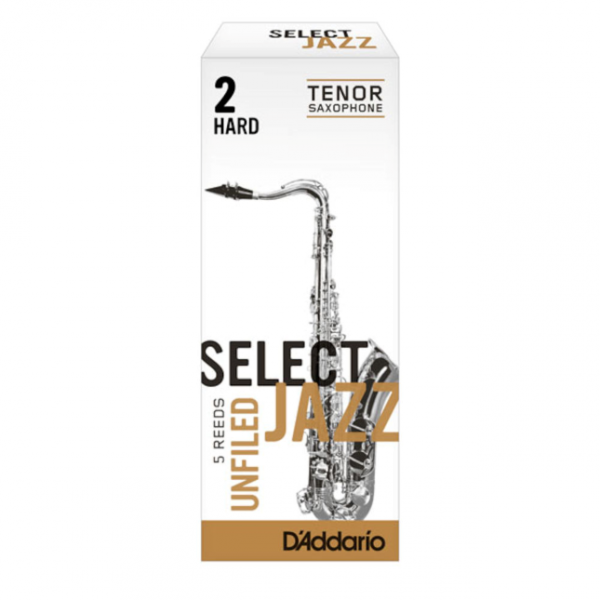D'Addario Select Jazz unfiled Tenor-Saxophon