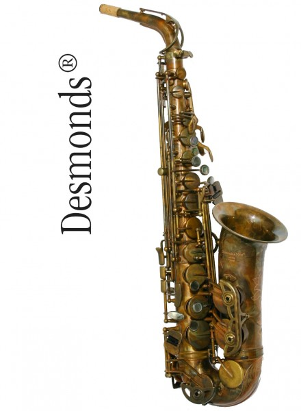 Desmonds Alt Saxophon AS-956 Vintage Bronze