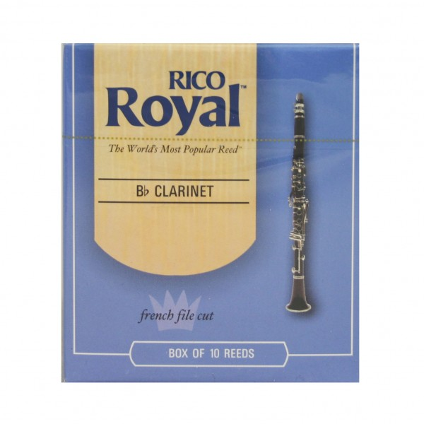 Rico Royal B-Klarinette Boehm